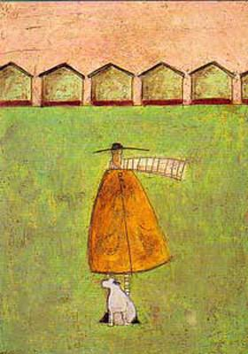 One Man and His Dog by Sam Toft