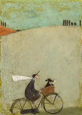 Over the Hills by Sam Toft