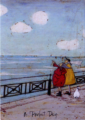 A Perfect Day by Sam Toft