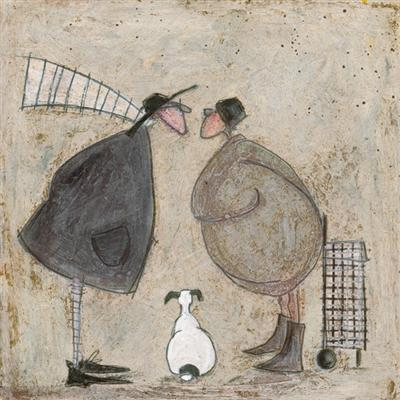 Prelude to a Kiss by Sam Toft
