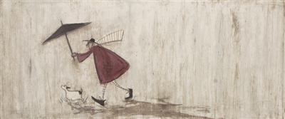 Raindrops Keep Falling on my Head by Sam Toft