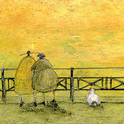 A Romantic Interlude by Sam Toft