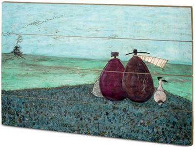 Same As It Ever Was by Sam Toft