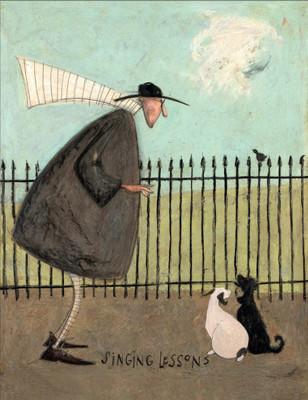 Singing Lessons by Sam Toft