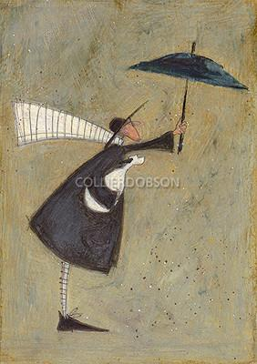Some Days it just Rains & Rains by Sam Toft