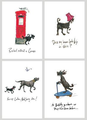 Stanley Philpot Card Set #2 by Sam Toft