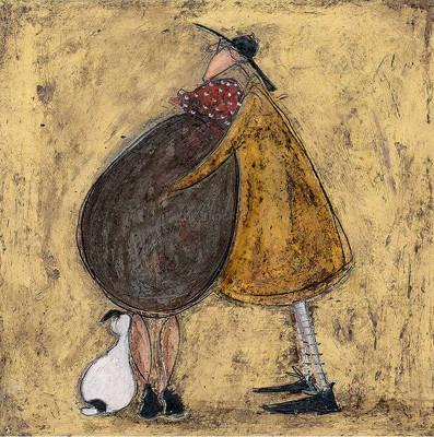 Sunshine of my Heart by Sam Toft