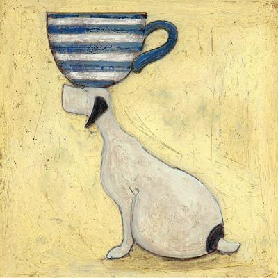 Tea Cup by Sam Toft