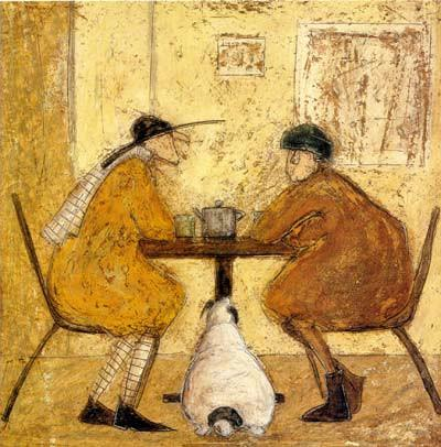 Tea for Three - 2010 by Sam Toft