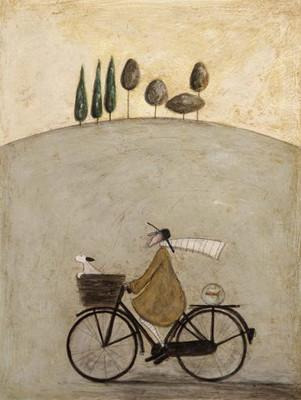 Those Lovely Trees by Sam Toft
