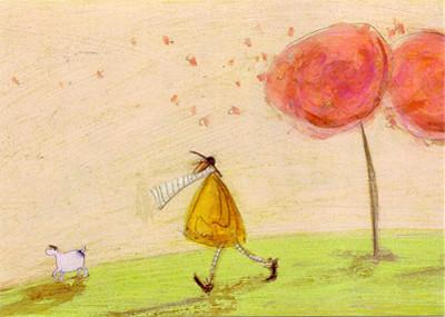 Through the Pinkness by Sam Toft