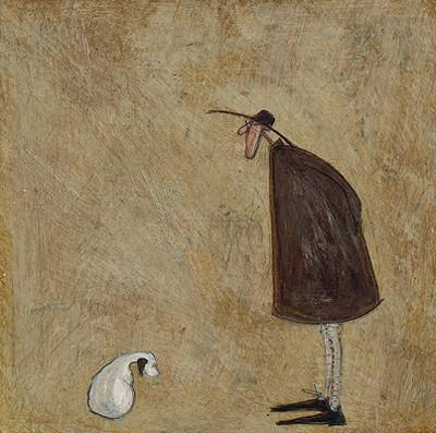 Through Thick and Thin by Sam Toft