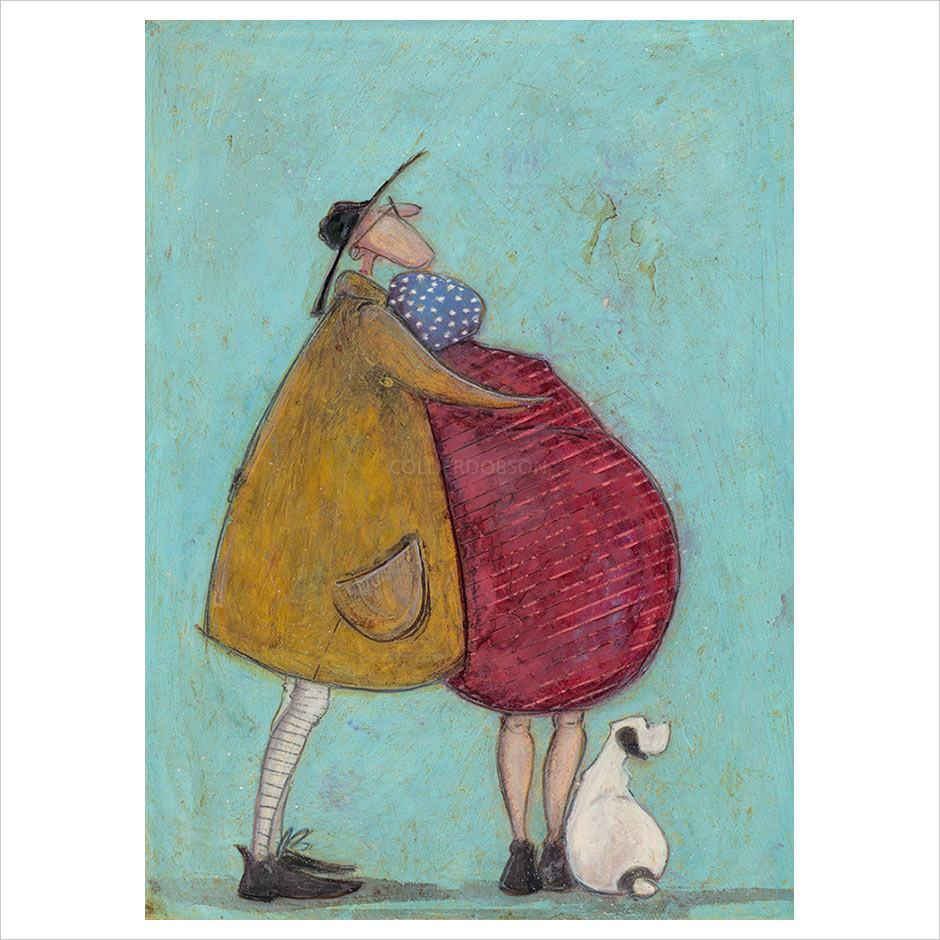 Together For a Long Long Time by Sam Toft