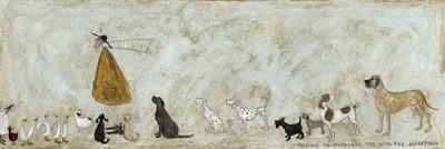 Trying to Remember the Thing He Forgot by Sam Toft