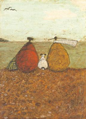 Turned out Nice Again by Sam Toft