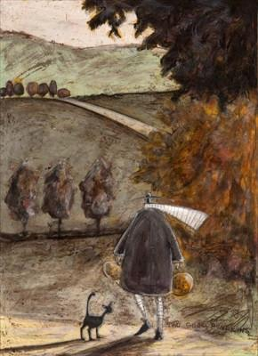 Two Good Pumpkins by Sam Toft