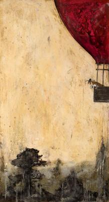 Up, Up and Away by Sam Toft
