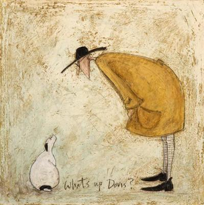 What's Up Doris? by Sam Toft