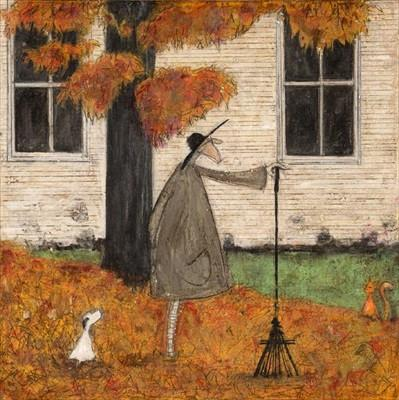 Why Do Leaves Suddenly Appear? by Sam Toft
