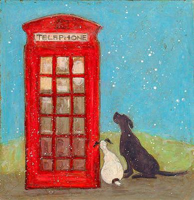 Winter Call by Sam Toft