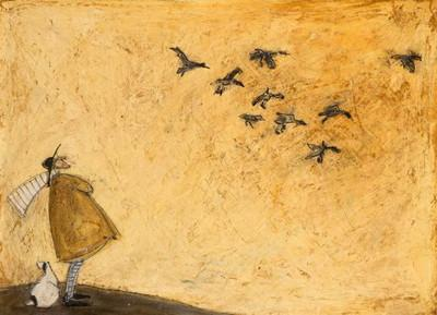 Wishing on a Duck by Sam Toft