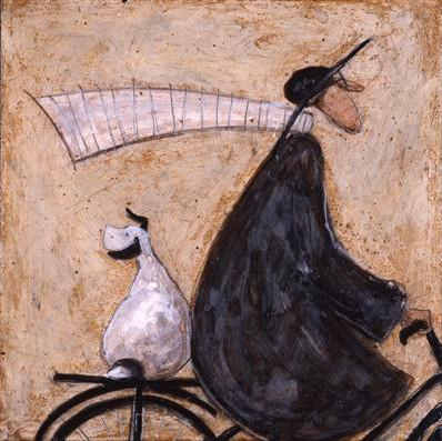 With Doris at the Rear by Sam Toft
