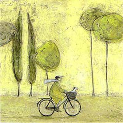 The World Is Our Oyster, Doris by Sam Toft