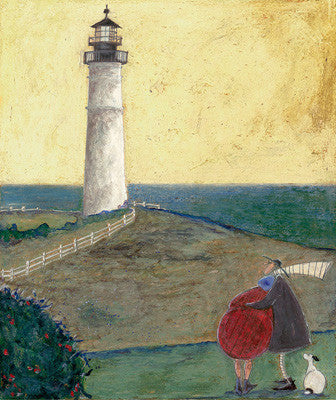 You, the Light of My Life by Sam Toft
