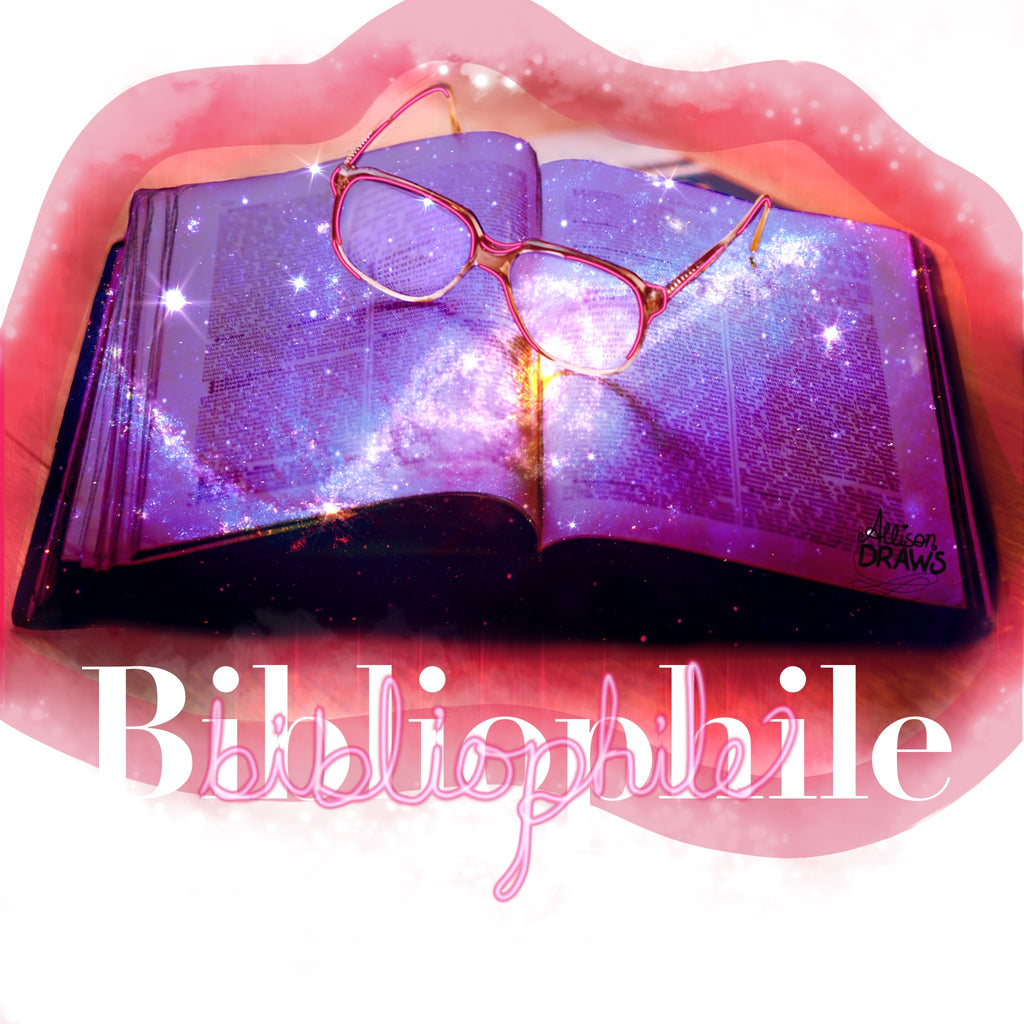 Through the Looking Glass 1 - Bibliomancy