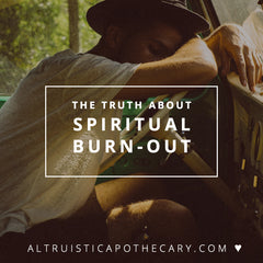 The Truth About Spiritual Burn-Out – Allison Awakened