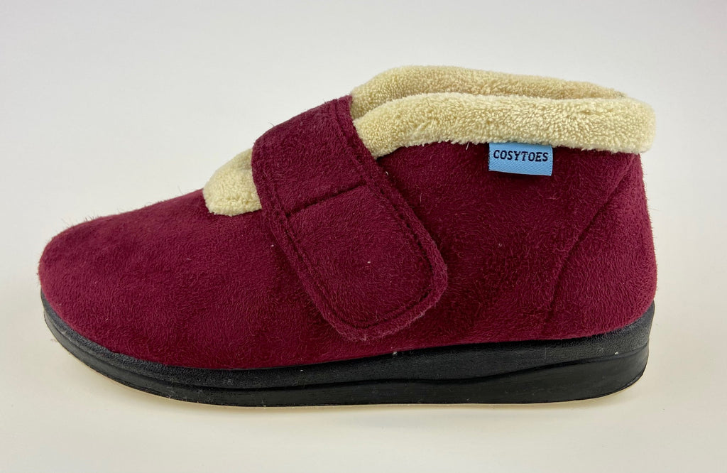 CosyToes Holly 1211 Burgundy