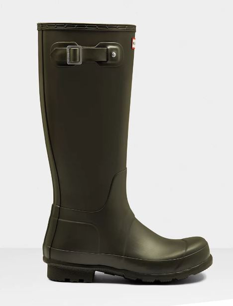 Hunter MFT9000RMA Men Original Tall DOV Dark Olive