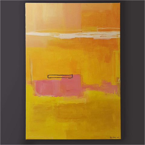 Art - Agnes Brook-Sulman, Abstract Canvas