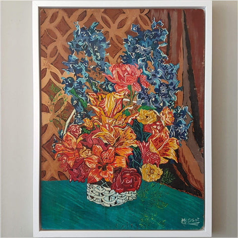 Art - French Flower Painting