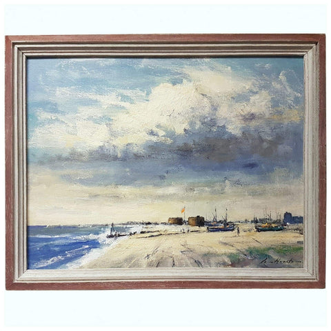 Art - Ian Houston, Martello Towers At Hythe