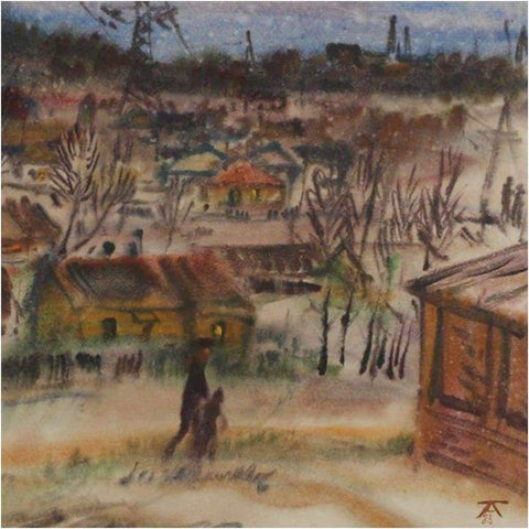 Art - Russian Village