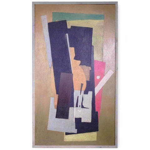 Art - Stephen Spicer, Abstract  (ca. 1977)
