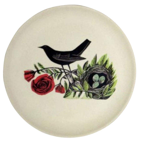 Ceramics - Angela Harding, Blackbird & Rose Nest