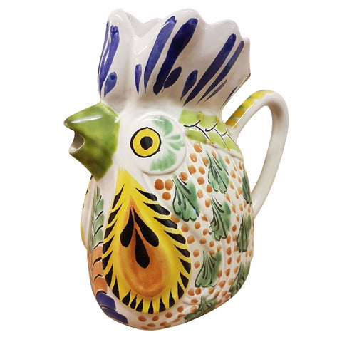 "Ceramics - Mexican ""Chicken Water"" Jug"