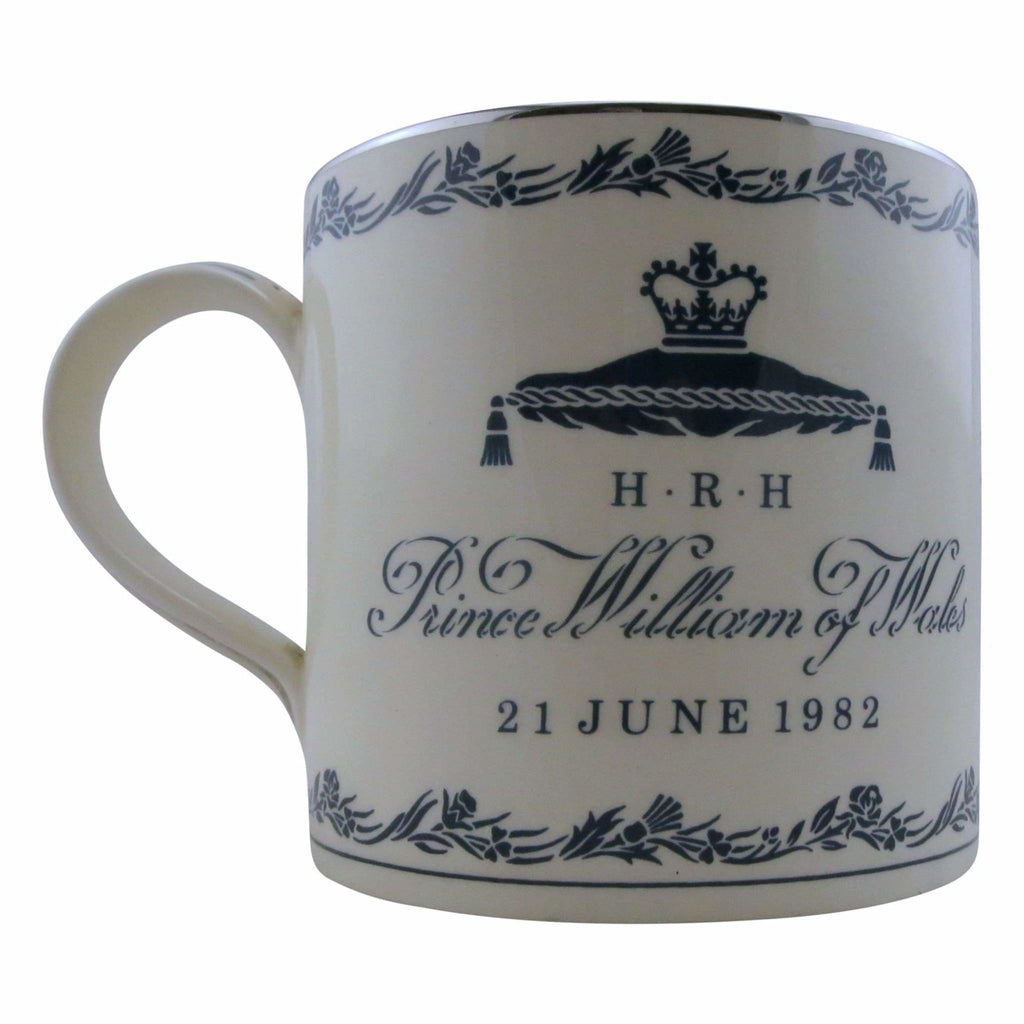 Ceramics - Royal Commemorative Mug