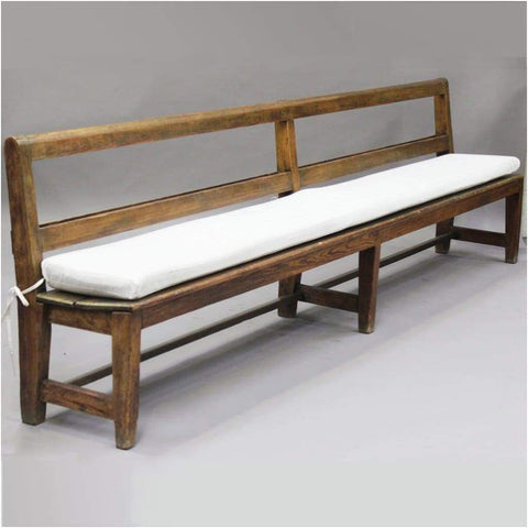 Furniture - A 3-Meter Pine Bench Pew