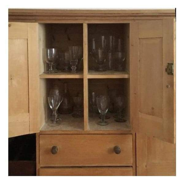 Furniture - Early C20th Pine Cupboard