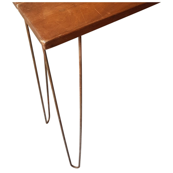 Furniture - Hairpin Leg Console Table