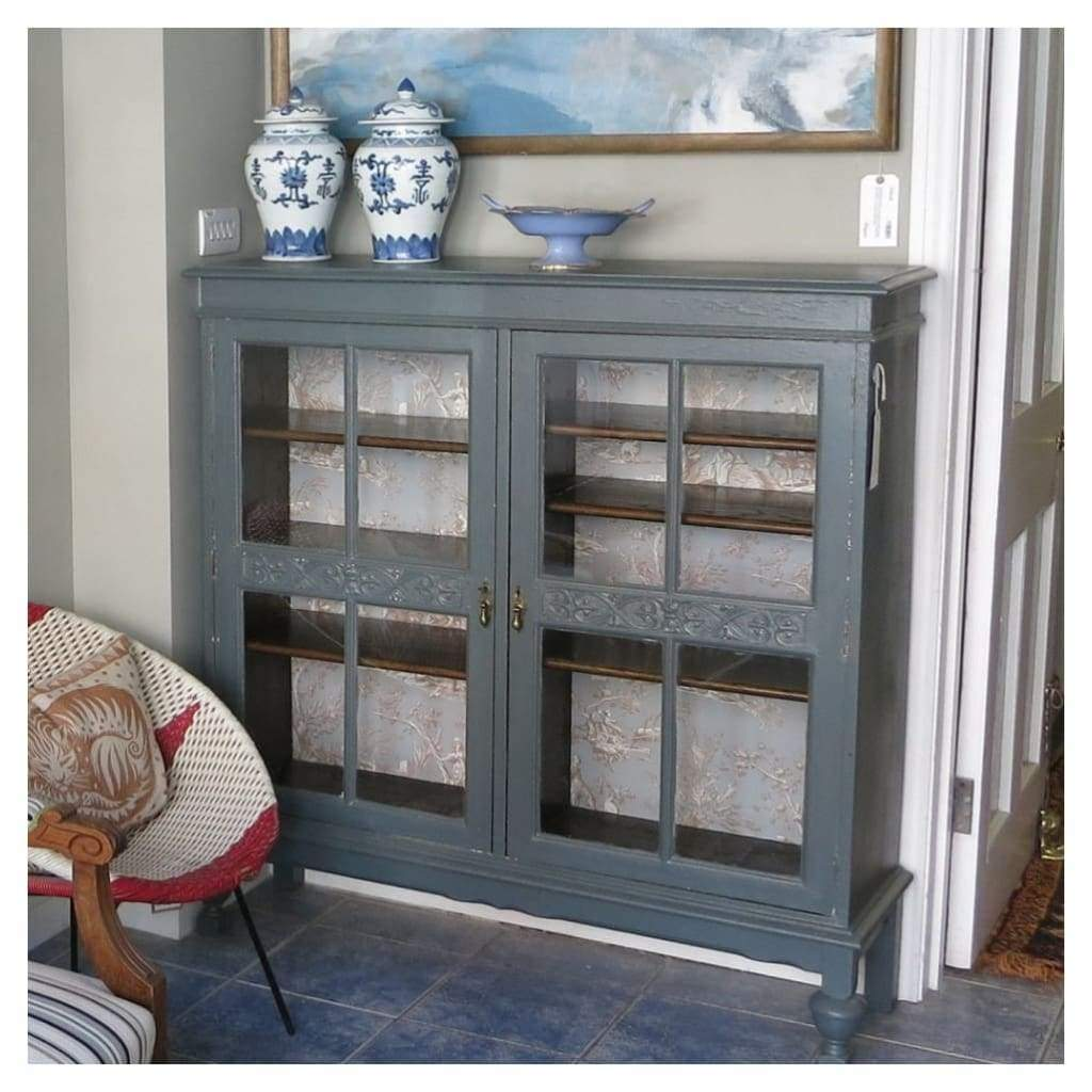 Furniture - Painted Display Cabinet