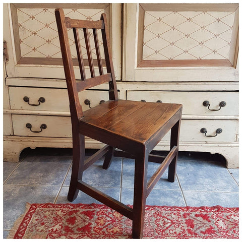 Furniture - Welsh Oak Side Chair