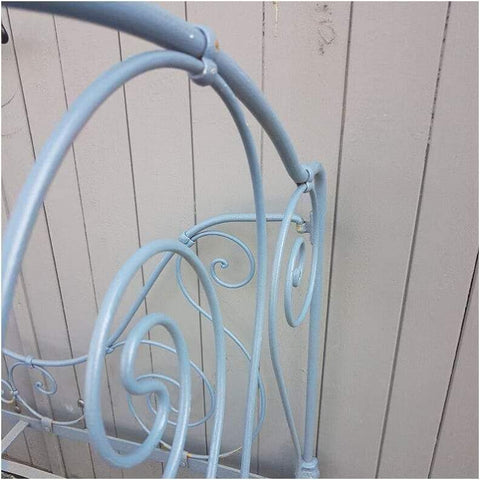 Garden - French Wrought Metal Folding Day Bed