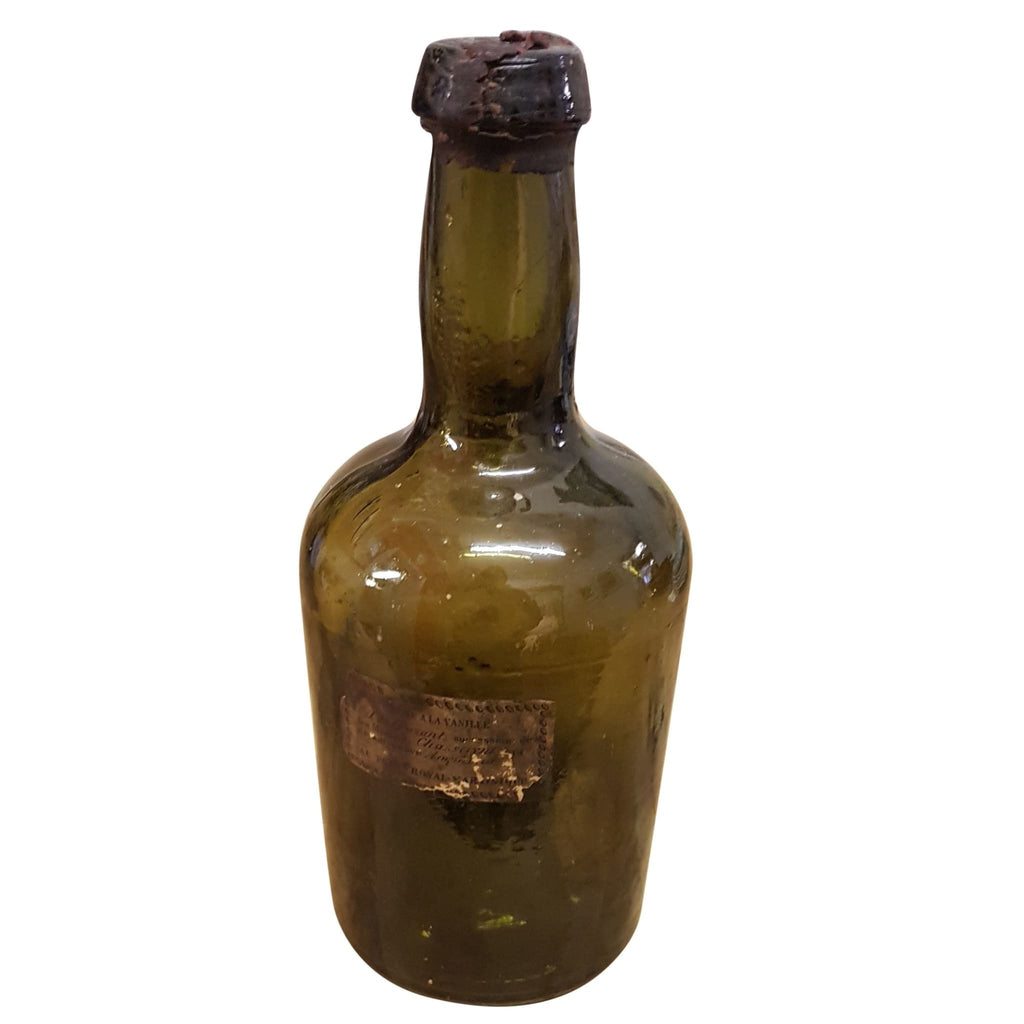 Glass - C18th French Vanilla Bottle