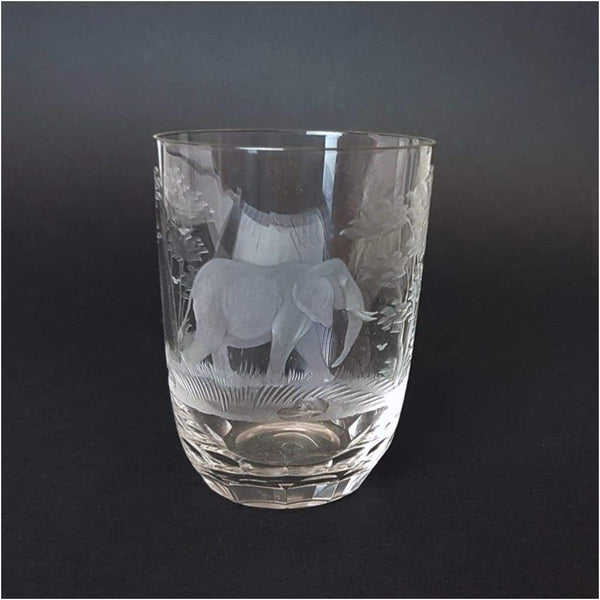 Glass - Rowland Ward Tumblers, Set Of 12