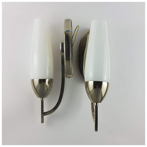 Lighting - Single Branch Wall Lights (Pair)