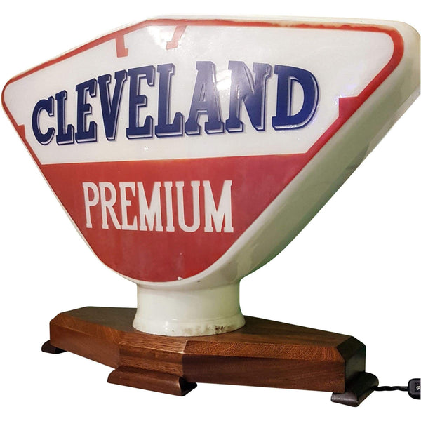 Lighting - Vintage Cleveland Petrol Globe Light Ca.1960s